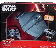 STAR WARS RC Tie Fighter Plane Advanced Remote Control Outdoor Drone Air Hogs