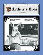 A Guide for Using Arthur's Eyes in the Classroom, Porteous, Diane, Excellent Boo