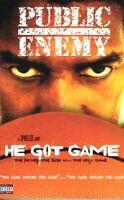 Public Enemy He Got Game Soundtrack OST 1998 Cassette Tape Album Rap Masta KRS1