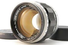 【Excellent】Canon 50mm f/1.4 Lens Leica screw mount LTM L39 from JP (104-E233)