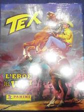 Tex - Album di Figurine - Cartonato - Sand New Edition - COMPRO FUMETTI SHOP