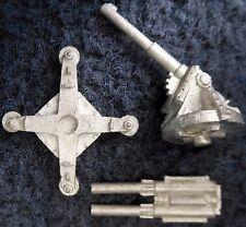 1995 Epic Squat Thunderfire Cannon Citadel 6mm 40K Warhammer Army Space Dwarf GW