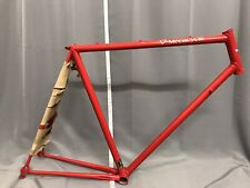 very rare 100% NOS Vintage french Mecacycle steel frame 80`s reynolds 531-57,5cm