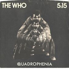 THE WHO--PICTURE SLEEVE ONLY--(5:15)---PS---PIC---SLV