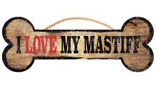 Mastiff Sign – I Love My Bone 3×10