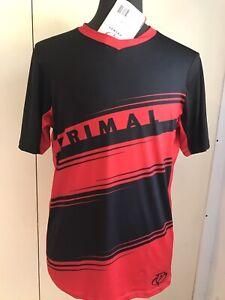 PRIMAL Wear MTB Bike Cycling Jersey SZ L Dimension Mountain Bike Shirt
