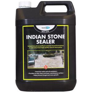 Drive Alive Indian Stone Sealer | Indian Paving | Natural Stone Sealer  | 5Ltrs