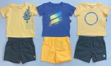 Infant Baby Boy's Hurley Shirt and Shorts 2 Piece Set Outfit