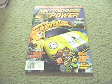 Nintendo Power Magazine Beetle Adventure Vol 119 Apr 1999 w/Poster & Catalog