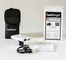CamRanger Wireless DSLR Camera Control with USB Cable And Case