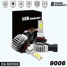 9006 HB4 LED Headlight 2200W 360000LM Fog Lights Bulbs Conversion HID Kit 6000K
