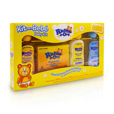 Kit Ricitos De Oro Shampoo+Crema+Colonia+Jab on Bebe Con Manzanilla / Baby Set