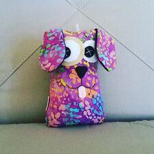 ❤️ Handmade Puppy Softies | Colourful Tie Dye Desig | 18cm | Baby | Girl | Gifts
