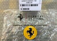 Ferrari 348,355,360,430,458,599,612,Central Jantes Bouchon Roue,Moyeu Logo ,