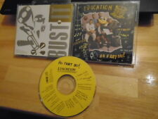 RARE PROMO Ho Frat Ho! CD single Education new jack MC Hammer Special Generation