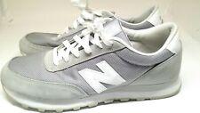 New Balance ML501GGW Men's Grey/White Running Shoe Size 11.5 US D Width