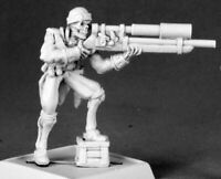 WARLORD REAPER miniature figurine jdr rpg d/&d 14029 1 x RAZIG SKELETON WARLORD