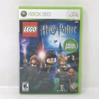 LEGO Harry Potter Years 1-4 Xbox 360 Manual Included Game Tested