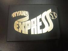 Nolan Ryan 1995 Ryan's Express Gold Stamp w/Case 101117jh