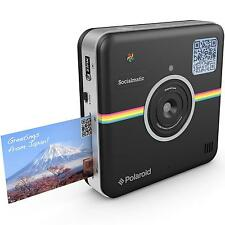 Black Socialmatic Instant Camera/printer, WiFi, Bluetooth and 3 month warranty