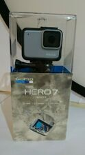 GoPro HERO7 White 1080p Waterproof Action Camera - Grey