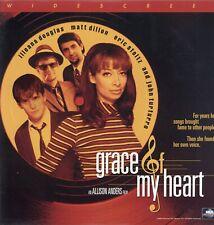 Grace of my Heart. Laserdisc Region 1.