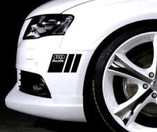 Audi logo stickers