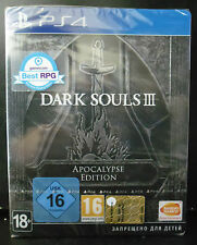 Namco Dark Souls III Apocalypse Edition per Ps4 Versione Italiana