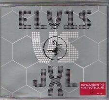 ELVIS PRESLEY Elvis vs JXL Little Less Conversation CD ep single Pop Rock