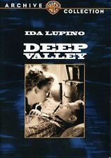 Deep Valley NEW DVD 1947 Ida Lupino, Dane Clark, Wayne Morris, Henry Hull,