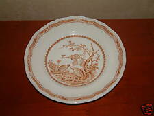 Six Masons Ironstone Brown Quail Soup Plate-New & Unused== Perfect  Items