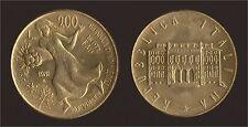 200 LIRE 1981 FAO ALIMENTAZIONE - ITALIA FDC/UNC FIOR DI CONIO