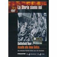 Battlefield Tour - Assalto alla linea Gotica - n.30 - La Storia - DVD D046165