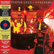 Blue Oyster Cult - Spectres (Clear Blue)  [VINYL]