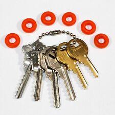 Basic Professional Cut Key Set of 6 keys (Kw1, Kw11, Sc1, Sc4, M1, M10)