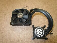 +ZALMAN LQ 310 LIQUID CPU COOLER PC DESKTOP GAMING USED EXCELLENT CONDITION+