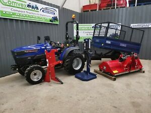 NEW 2021 FARMTRAC FT22 4WD COMPACT SMALL TRACTOR
