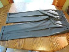 Grey Luca Rossi Dress Pants Size 40X32