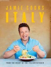 Jamie Cooks Italy Hardcover 9 Aug 2018 FREESHIP