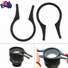 AU 2pc 49-58mm Lens Filter Wrench Plier Camera Filter Removal Tools Spanner Pack