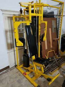 body building culturismo palestra pectoral machine serie basic Panatta Sport