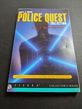 Daryl F. Gates Police Quest Collection Installation Guide and manuals book EXMT