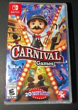 Carnival Games (Nintendo Switch) NEW