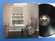 IRONHORSE  EVERYTHING IS GREY Scotti 80 UK LP EX VINYL