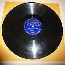 PREWAR JAZZ 78 RPM RECORD - FLETCHER HENDERSON - DECCA 158