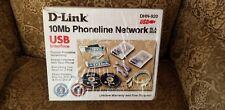 D-Link 10Mb Phoneline Network DHN-920 - New