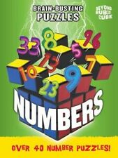 Beyond the Cube: Number Puzzle (Beyond the Rubik Cube),Khan, Sarah,New Book mon0