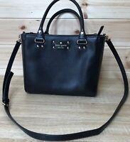 Kate Spade Black Classic Tote Handbag Small