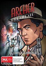 ARCHER : Season 8 : NEW DVD