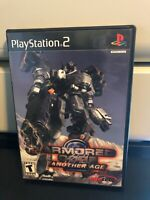 Armored Core 2: Another Age Sony PlayStation 2 PS2 Complete Ships Free+Tracking